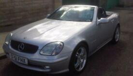 Stunning SLK Auto AMG Style For Only £2495 Priced For Quick Trade Sale 80 More Prestige Cars