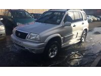 2000 SUZUKI GRAND VITARA AUTO not rodius jeep land rover zafira touran voyager 7 seater ml