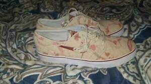 Mens size 9 nike shoes.