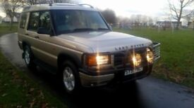 LANDROVER DISCOVERY TD5 GS 7 SEAT