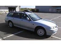 Rover 75 Tourer/Estate Connoisseur.
