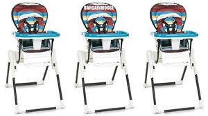 Safety 1st Lux High Chair and matching Playpen