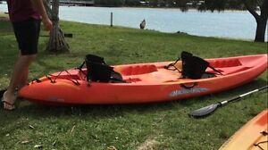 Malibu 2 person kayak Slacks Creek Logan Area Preview