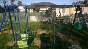 2 free swing sets Shortland Newcastle Area Preview