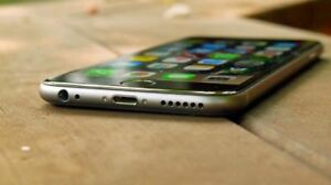 IPHONE 6 BLACK 16 GB ROGERS/FIDO/CHATR ORIGINAL BOX