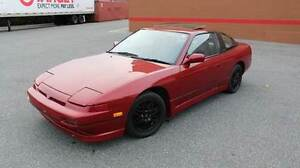 LOOKING for 240sx (s13) for $5000