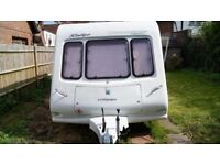 compass rallye 480/2 end bathroom. 2003