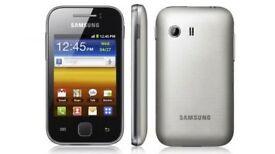 Samsung Galaxy Y Young spare or repair