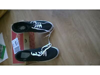 Vans Shoes size 7 brand new in box