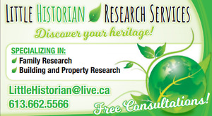Research Services & Tours