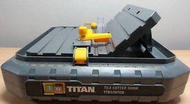 Titan Tile Cutter