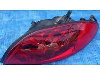 DODGE VIPER SRT-10 05 Rear light