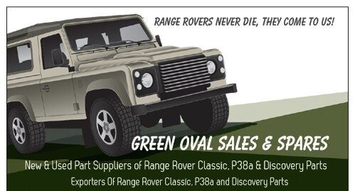 Green Oval Sales & Spares