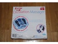 Flex curcilation massage in great condition used just the once comes with box and accessories