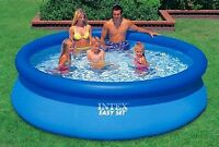 "12 ' x 30"" blow up pool"