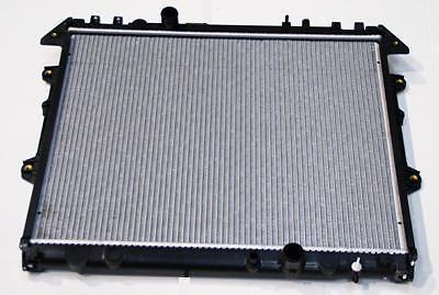 Radiator Assembly (Manual) For Toyota Hilux MK6 KUN25 2.5TD/KUN26 3.0TD 7/05-17