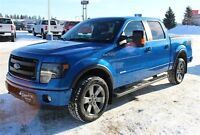 2013 Ford F-150 EcoBoost FX4 Leather Sunroof Crew Cab 4WD
