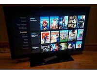 "42"" Samsung HD freeview HDMI TV"