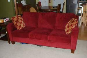 Well made, comfortable couch for sale