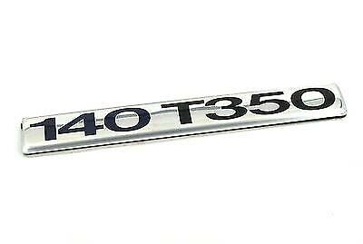Genuine Ford Transit Rear 140 T350 Badge 2006-2011