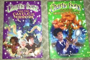 Charlie bone books for sale