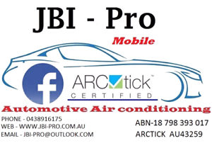 JBI-Pro Mobile air conditioning regas, mechanic, electrical Townsville Townsville City Preview