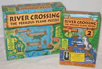 Jeu River crossing + extension