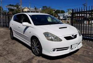 2005 Toyota Caldina GT FOUR hatch AWD 2.0L turbo 79,000KM $11,999 Highgate Hill Brisbane South West Preview