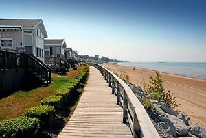 Sherkston Shores Resort Deluxe Lakeview Cottages