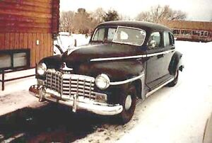 Looking for parts 46 to 48 dodge sedan