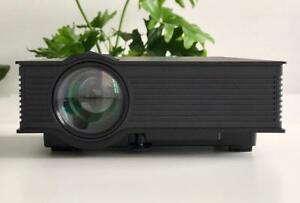 Projecteur Sans-fil Wi-Fi Retroprojecteur Wireless Projector LED 3001