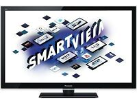 Panasonic Viera 42 inch Smart 1080p Slim LED TV, Freeview HD, 4 x HDMI, USB, Youtube, Apps