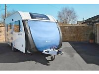 Specialised caravan towing cover