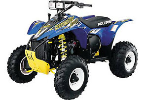 Polaris  Scrambler 500 running.Or Side by Side need of Repair