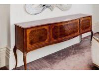 Sideboard: Beautiful Queen Anne Dresser