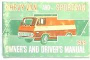 1968 Chevy Van