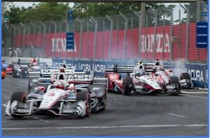 TORONTO HONDA INDY TICKETS - July 14th and 15th