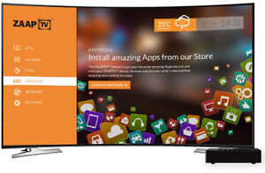 ZAAPTV HD609N™ OVER 1300 ARABIC&GLOBAL CHANNELS-NO MONTHLY FEES London Ontario image 4