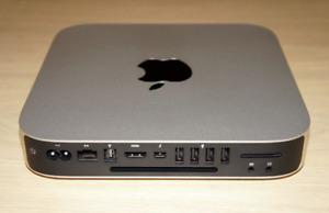 Mac Mini serveur I7, 2x SSD 250GB, 16GB RAM