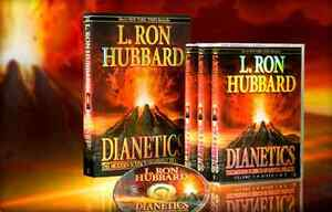 You can do something about your problem with Dianetics