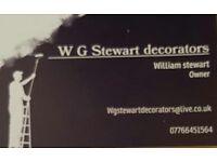 Painter and decorator galsgow/north lanarkshire