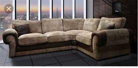 Great savings on this Scs Ashley corner sofa