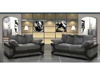 Luxury Sheldon sofas with FREE FOOTSTOOL