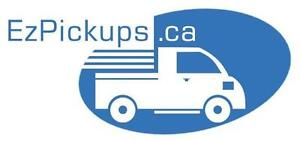 EzPickups.ca - Pick up and Delivery of Building Materials of any sort - Pick Ups, Shipping, Moving and Towing