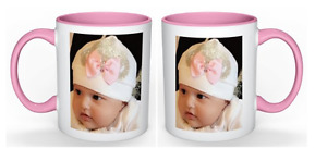 Ceramic Two-Tone Color Mug Personalized gifts