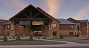 Glacier Canyon--2 Bd Dec 13-16 -sleeps 8 -Wisconsin Dells -Wilderness waterpark
