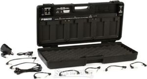 NEW - Behringer PB600 Pedalboard with Power Supply