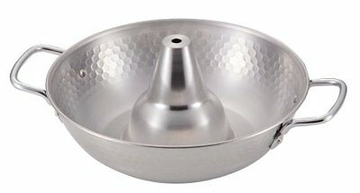 Pearl metal Stainlessr Steel Shabu Shabu Hot Pot 26cm H-5879 From Japan