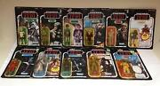 Star Wars Vintage MOC Lot