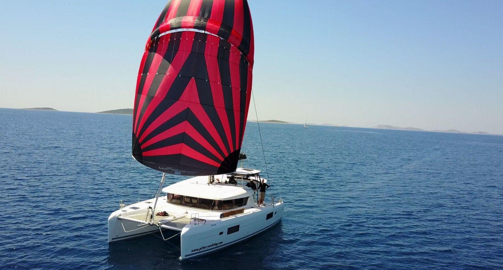Katamaran- Skippertraining in Sept./Okt. Kroatien + Winter/Kanaren